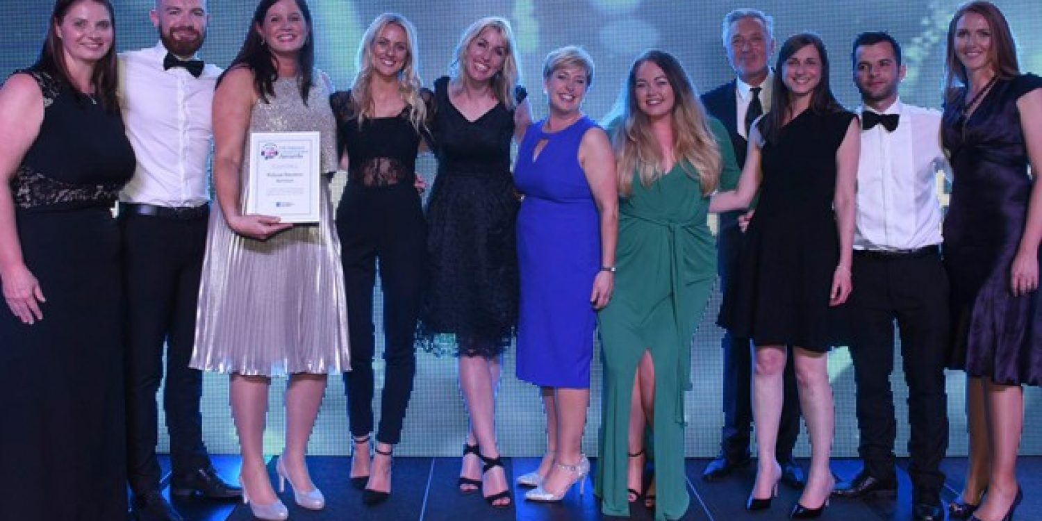 Why you should enter the UK's largest contact centre awards