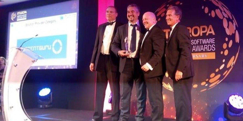 Serco & Content Guru Win at European Technology Awards