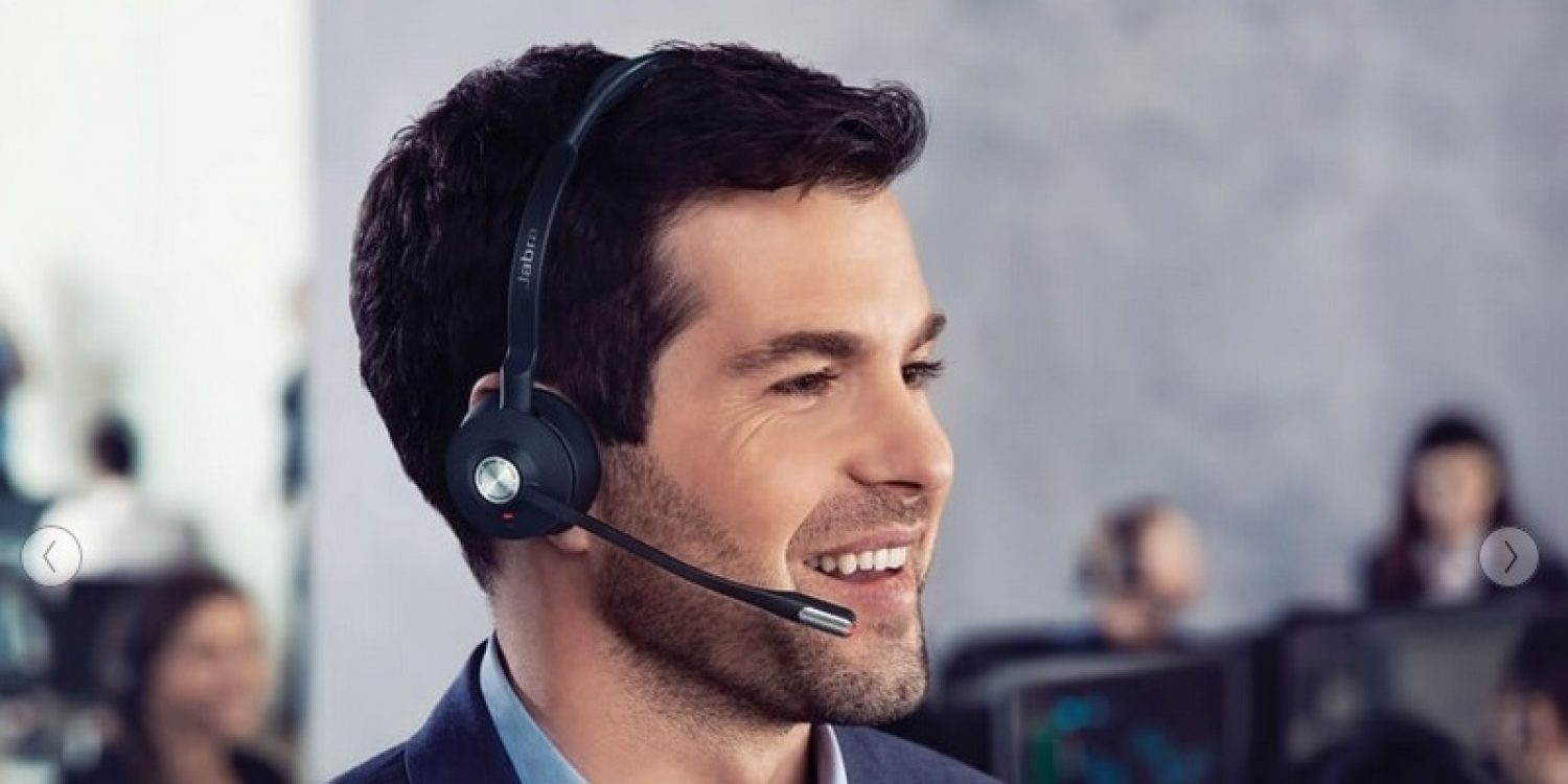 Jabra Engage The Ultimate Headset for Satisfaction & Security