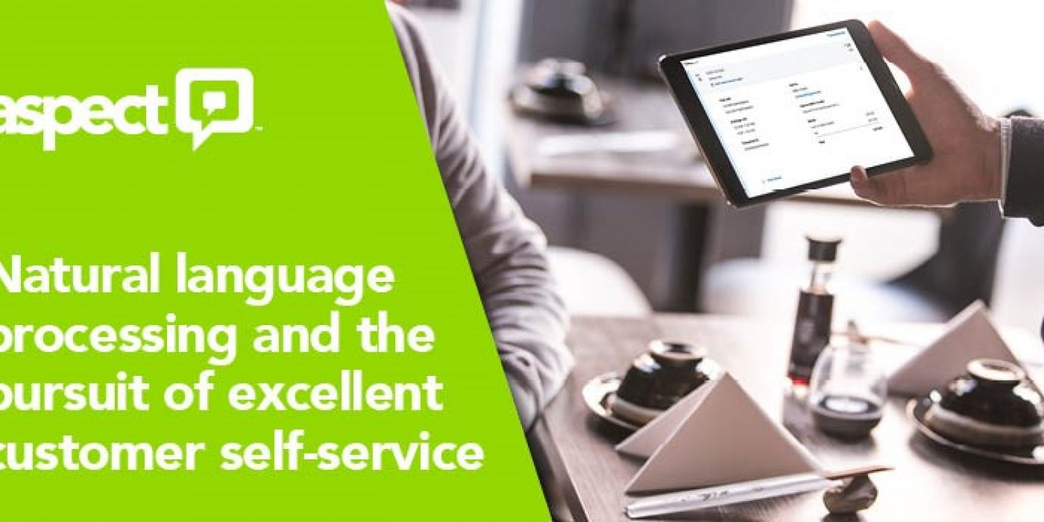 NLP & Pursuit of Customer Self-Service Excellence