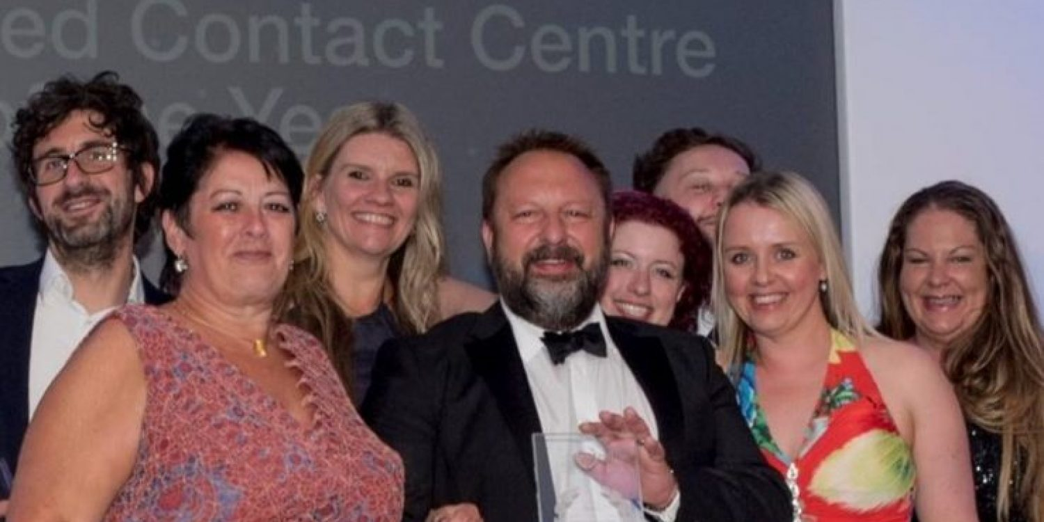 Echo Managed Services Takes Home SWCCF Award