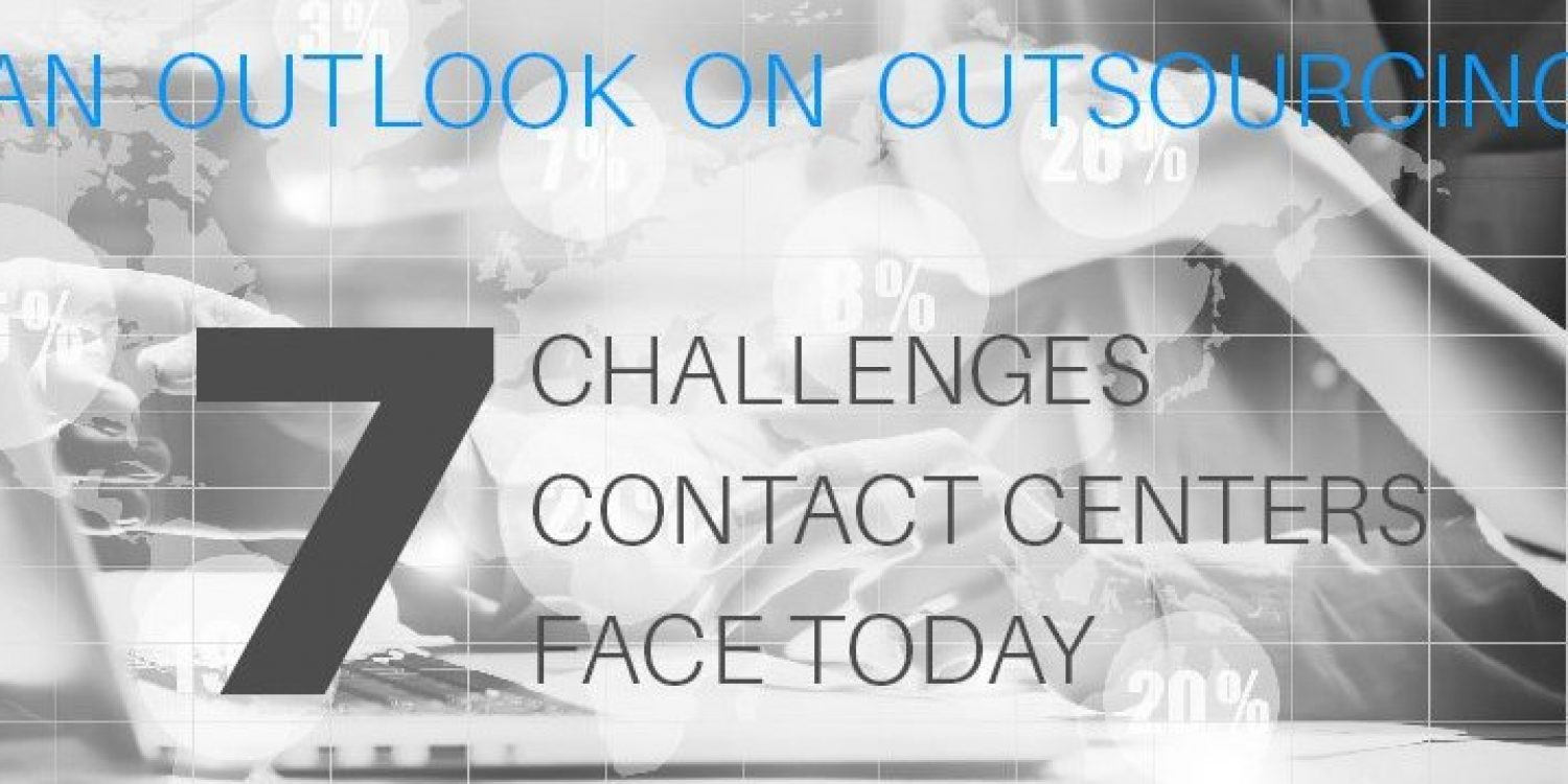 eBook: 7 Challenges Contact Centres Face Today