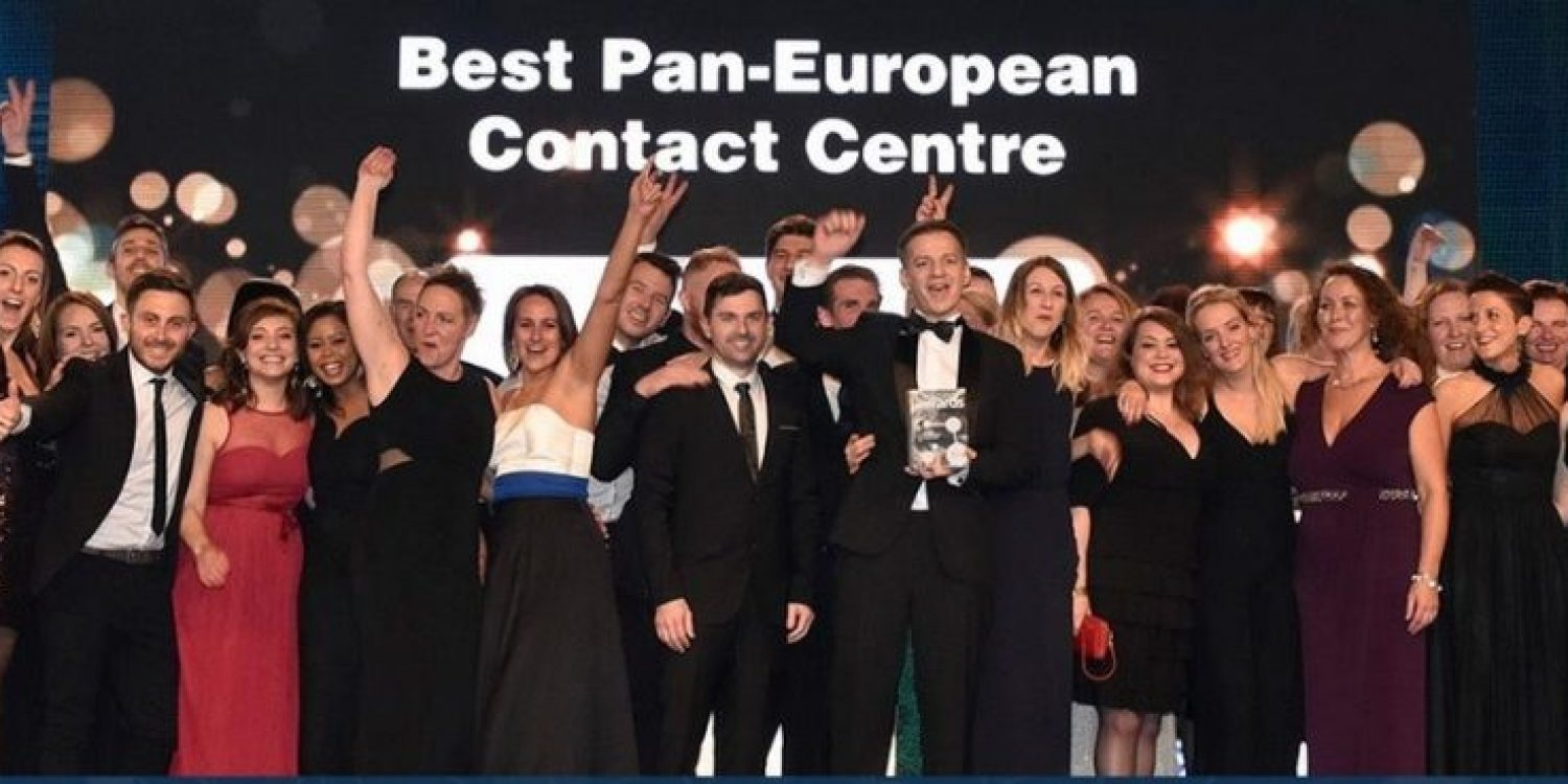 European Contact Centre and Customer Service Awards 2018