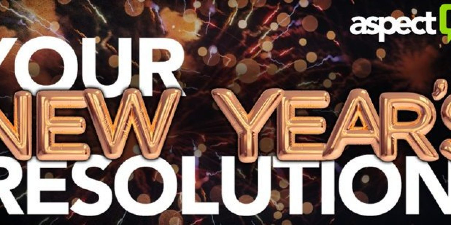Set Your 2019 New Year Resolution in WFM