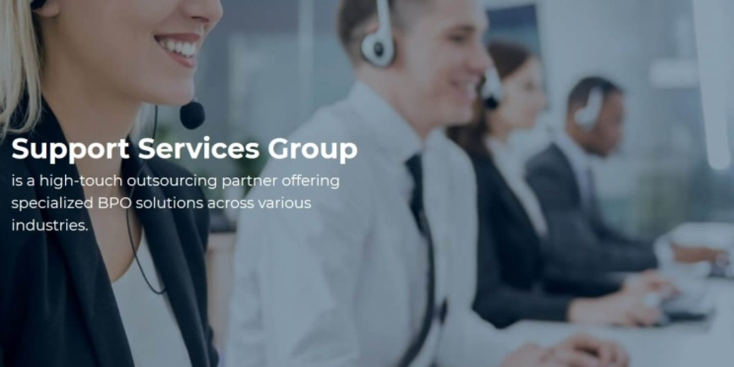 Support Services Group Deploy Teleopti WFM