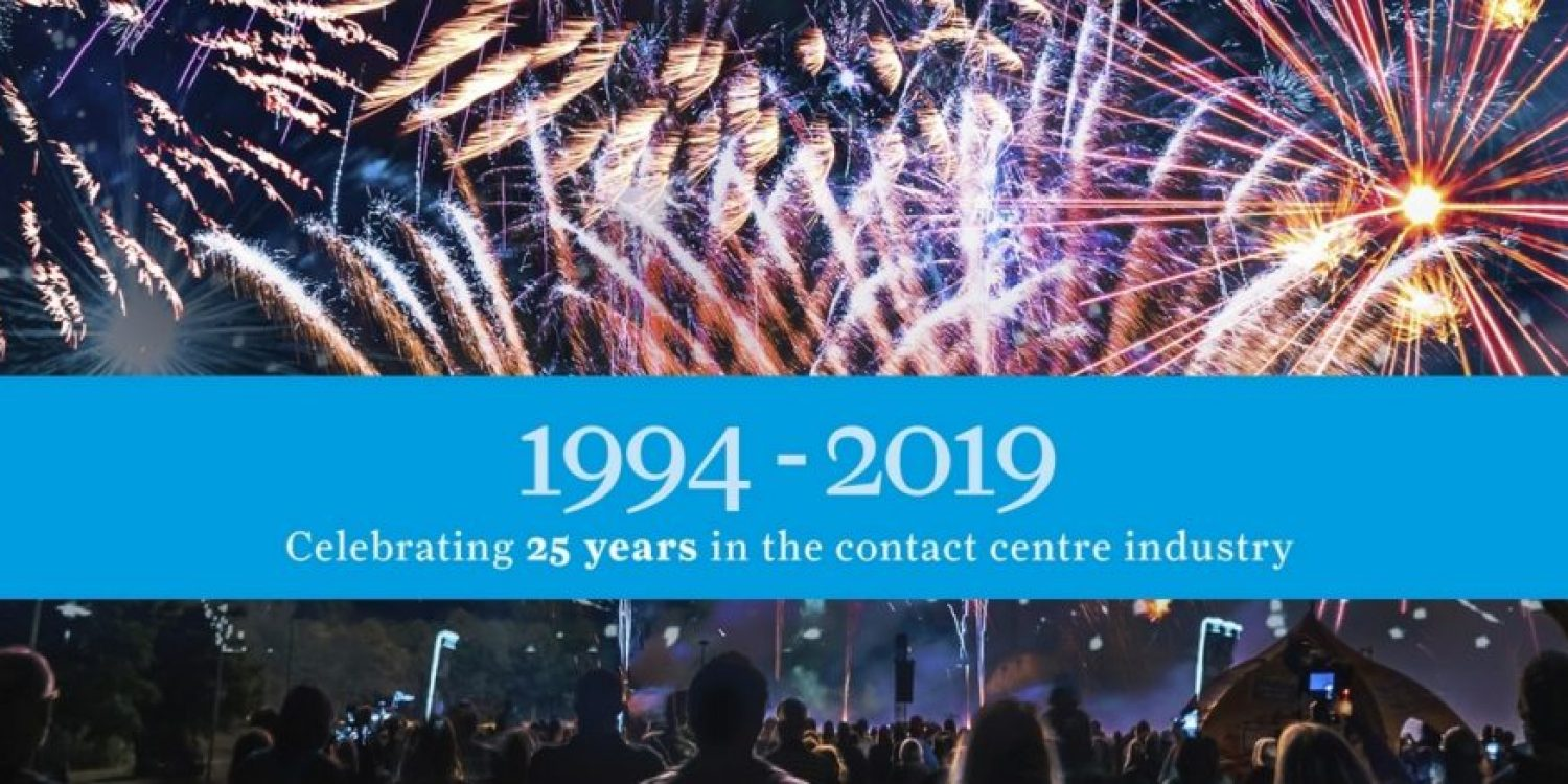 CCMA Celebrates 25 Years As Advocates of Contact Centre Industry
