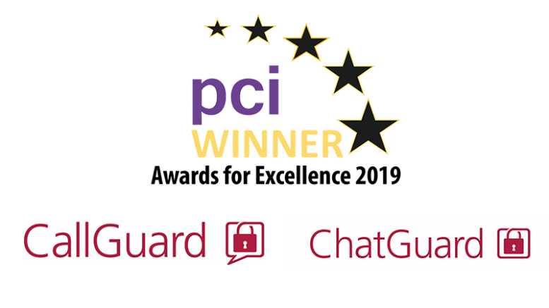 Two PCI Excellence Awards for Eckoh in 2019