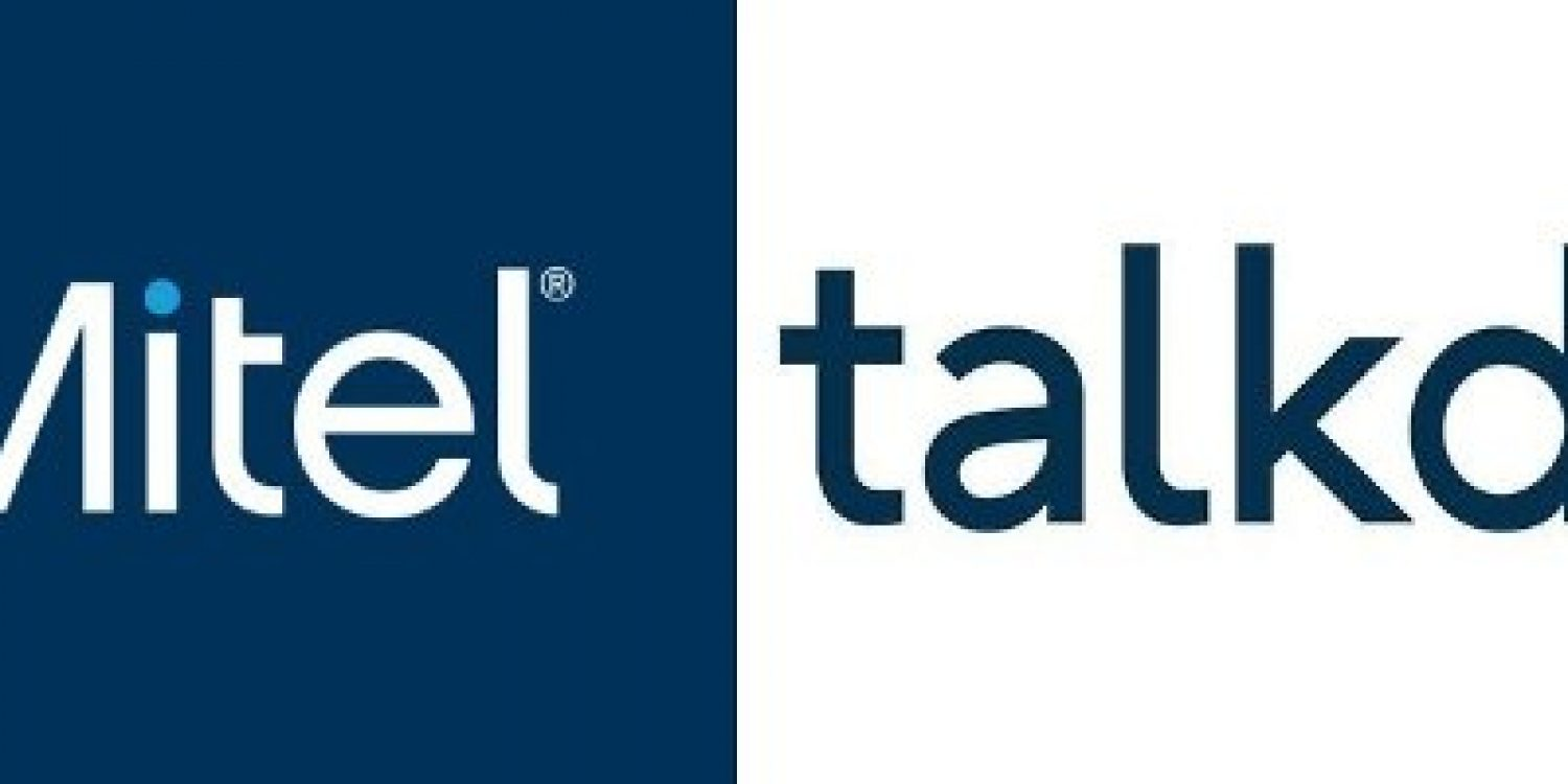 Mitel & Talkdesk Cloud Contact Centre Solution