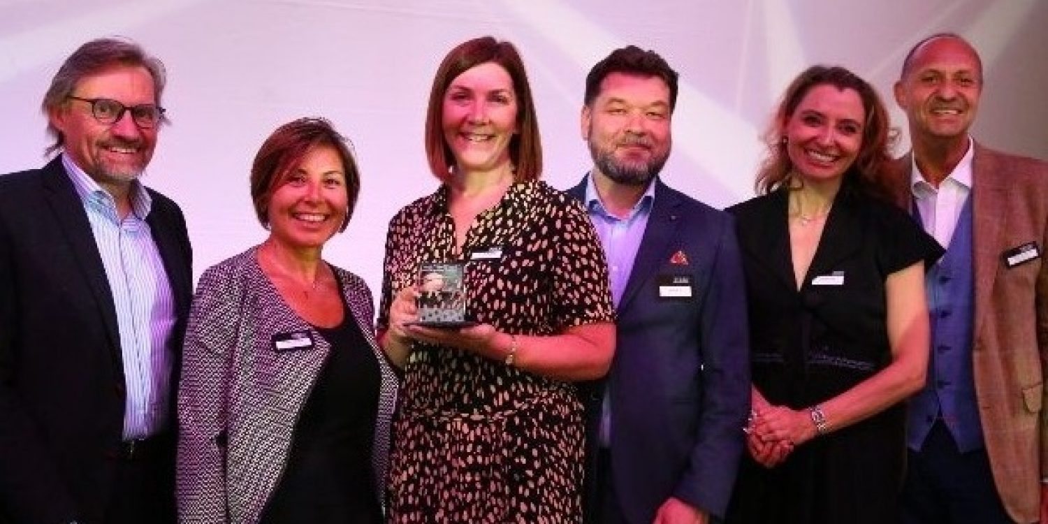 Ann-Marie Stagg Recognised With Award by CCC