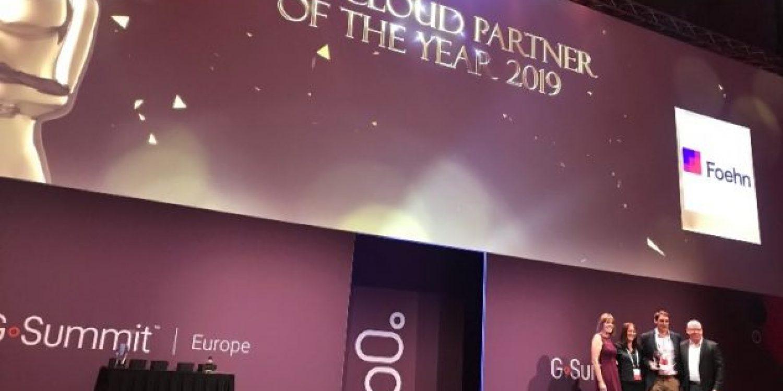 Foehn wins Genesys EMEA Cloud Partner of the Year