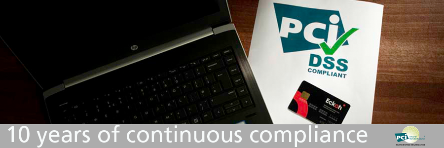 Eckoh Marks a Decade of PCI DSS Compliance Products