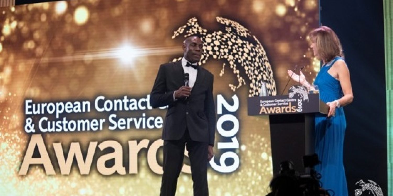 The Contact Centre ECCCSA winners are announced