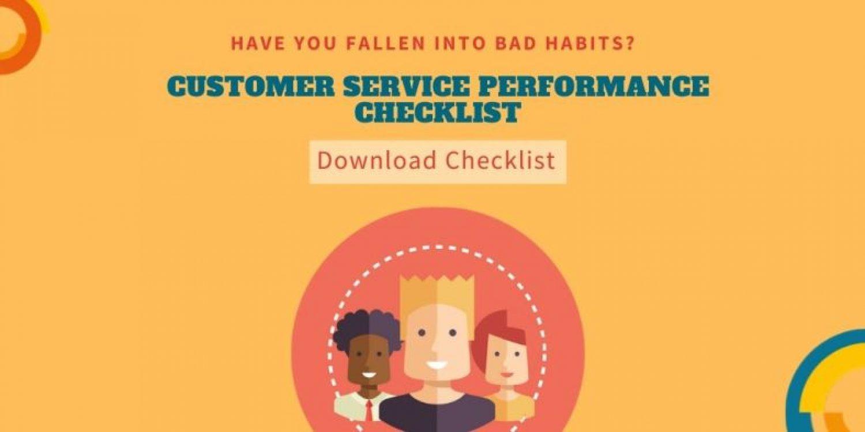 White Paper: Customer Service Performance Checklist