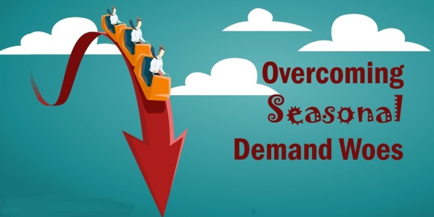 Seasonal Demands Require Scalability and the Human Touch