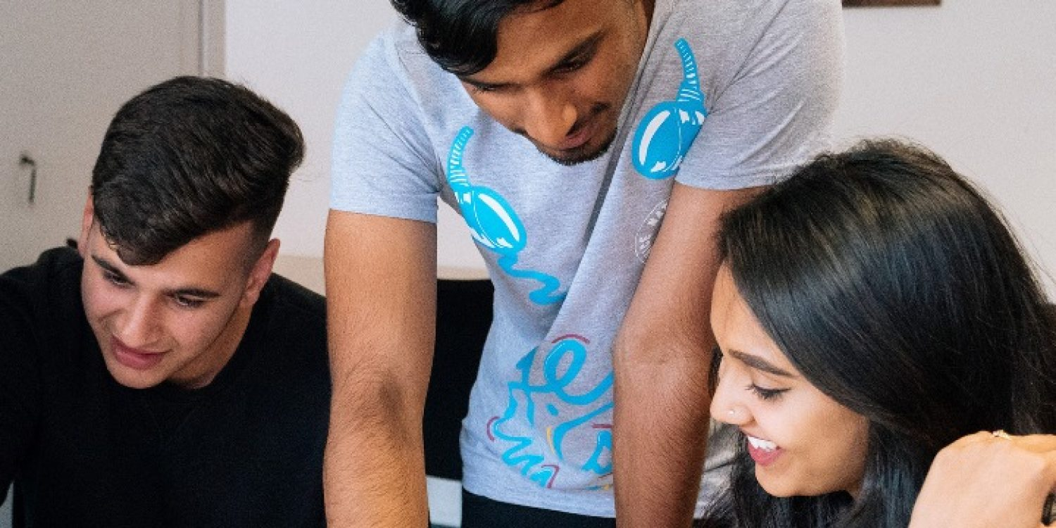 IPI Team Up with UK Youth to help People Build Futures