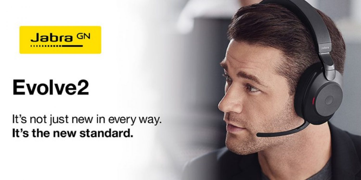 Jabra Evolve2 Range. Next Generation of Evolve Range