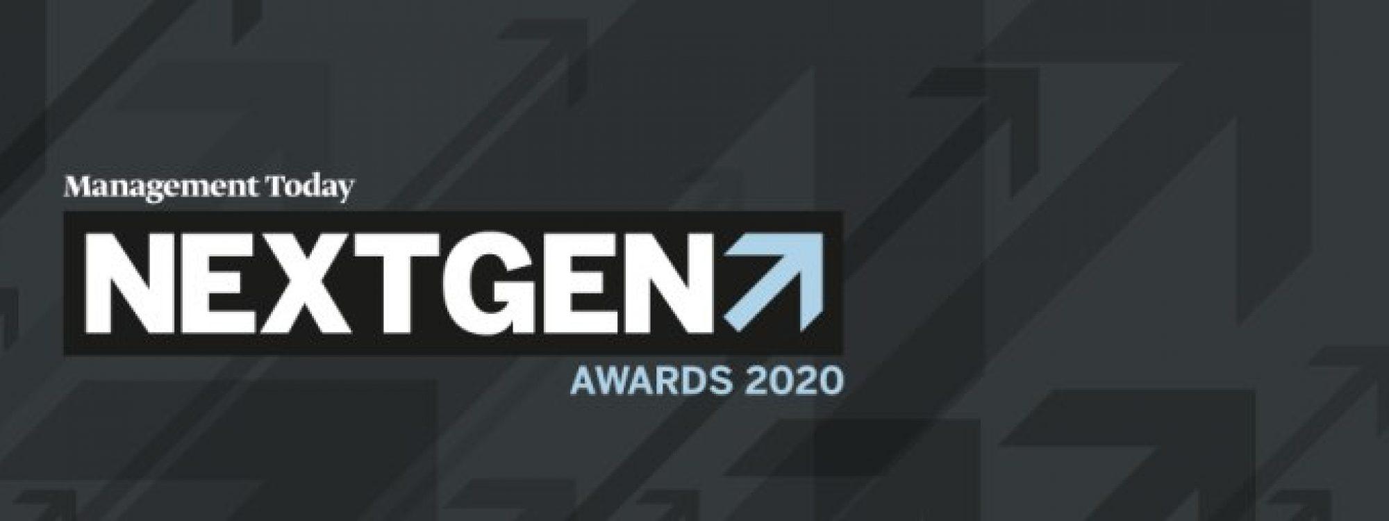 Content Guru Winners at Management Today NextGen Awards