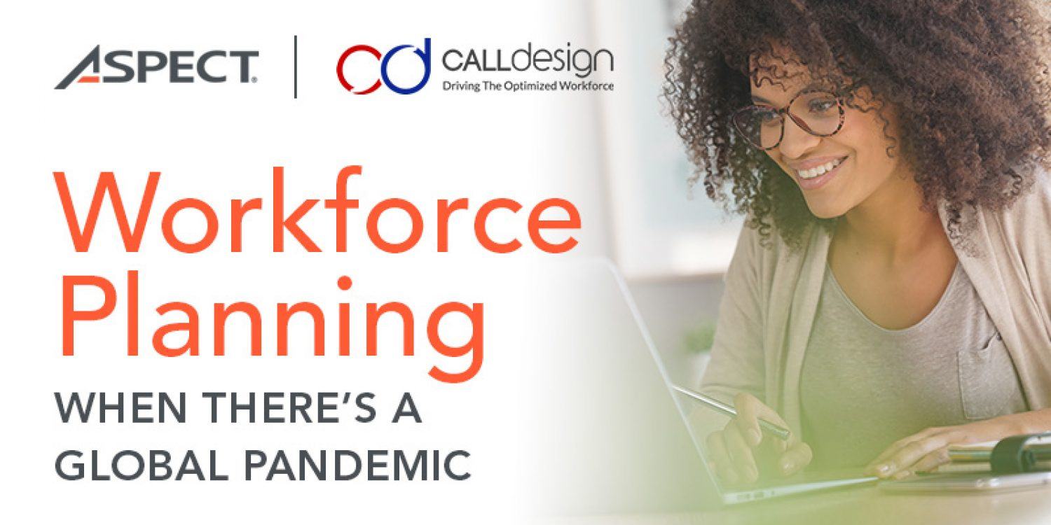 Workforce Planning When There's a Global Pandemic