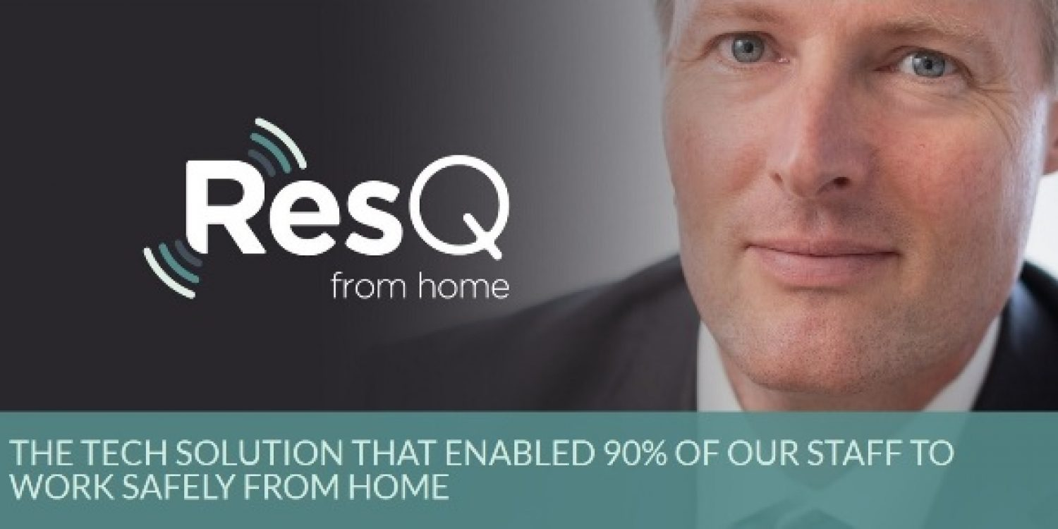 Noetica Enable ResQ Contact Centre Agents Work From Home