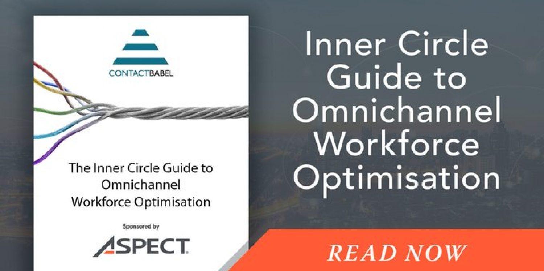 Download: Inner Circle Guide to Workforce Optimisation