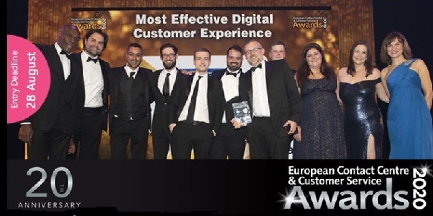 European Contact Centre and Customer Service Awards