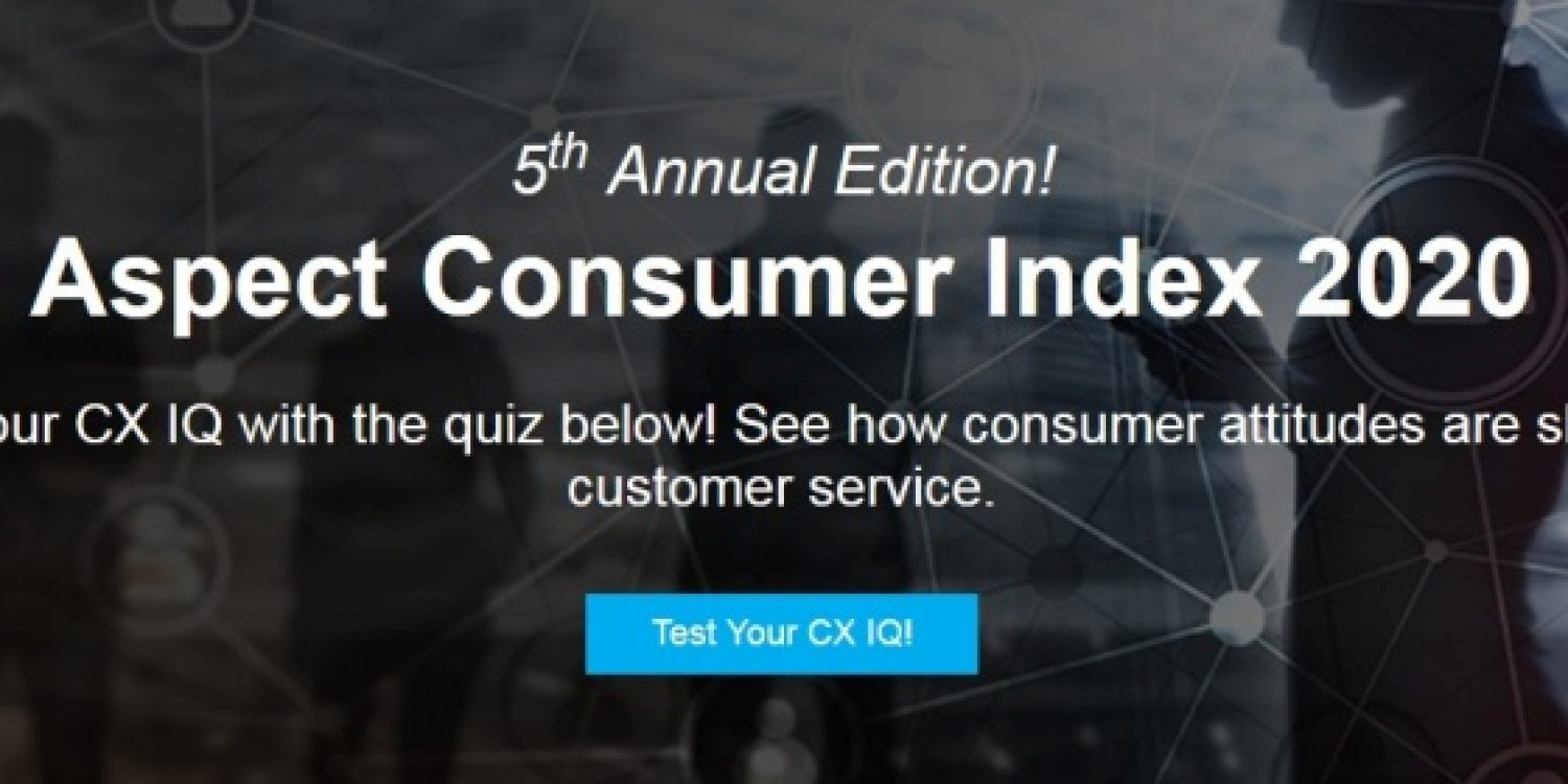 Aspect Consumer Index 2020 – Download Now!