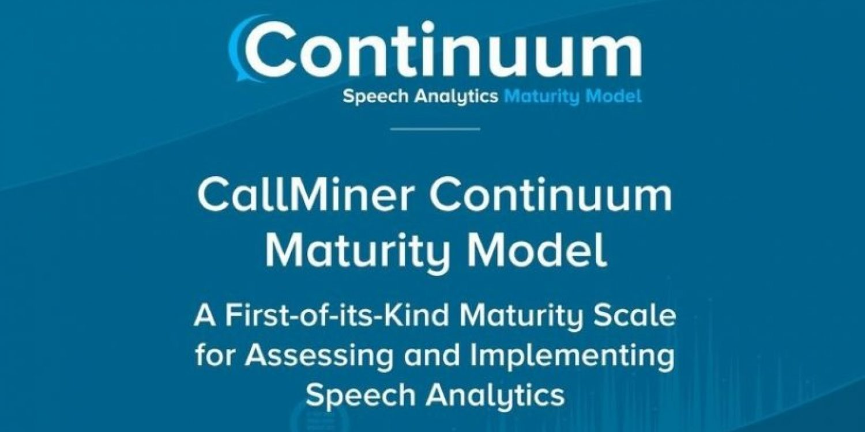 CallMiner Launch Speech & Interaction Analytics Model