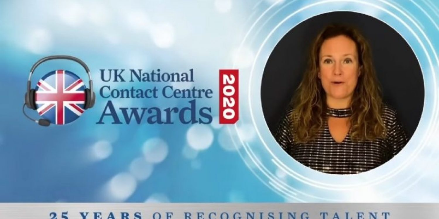 UK National Contact Centre Awards Winners Announced