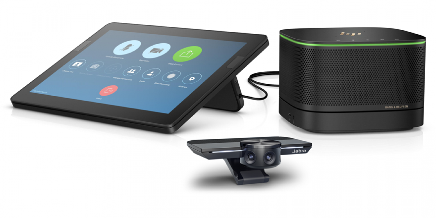 Jabra & HP Collaborate on One-Stop Meeting Solution