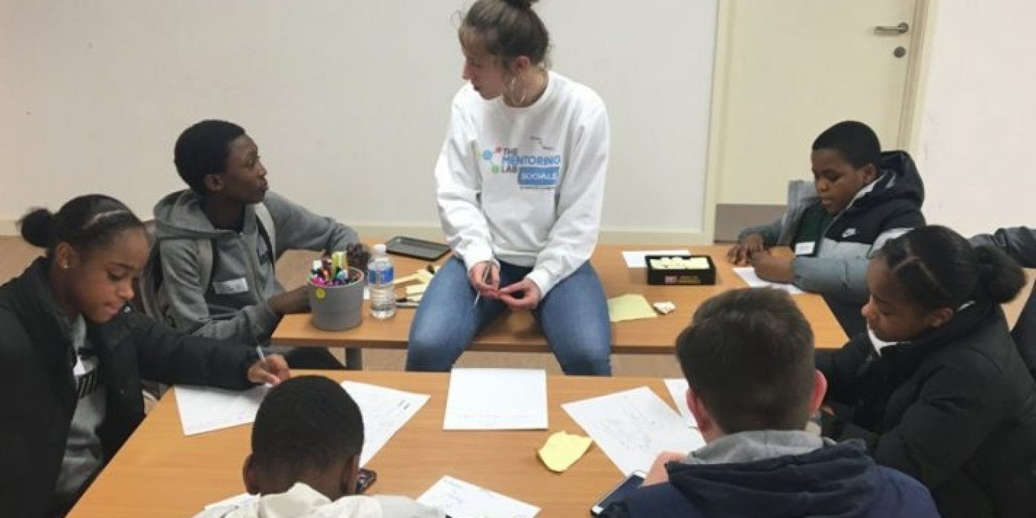 IPI teams with Mentoring Lab to help young people Get into Tech