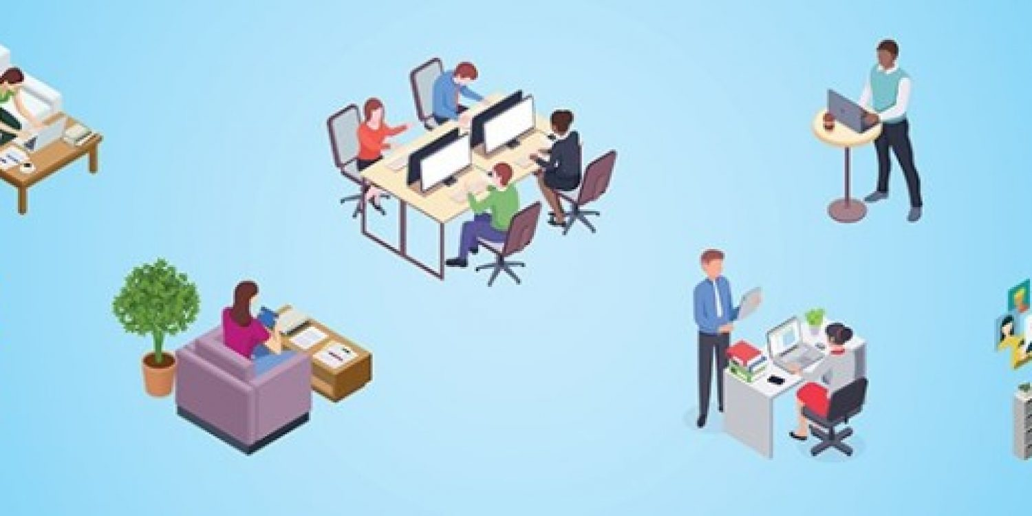 What contact centre advisors Want From Hybrid Working