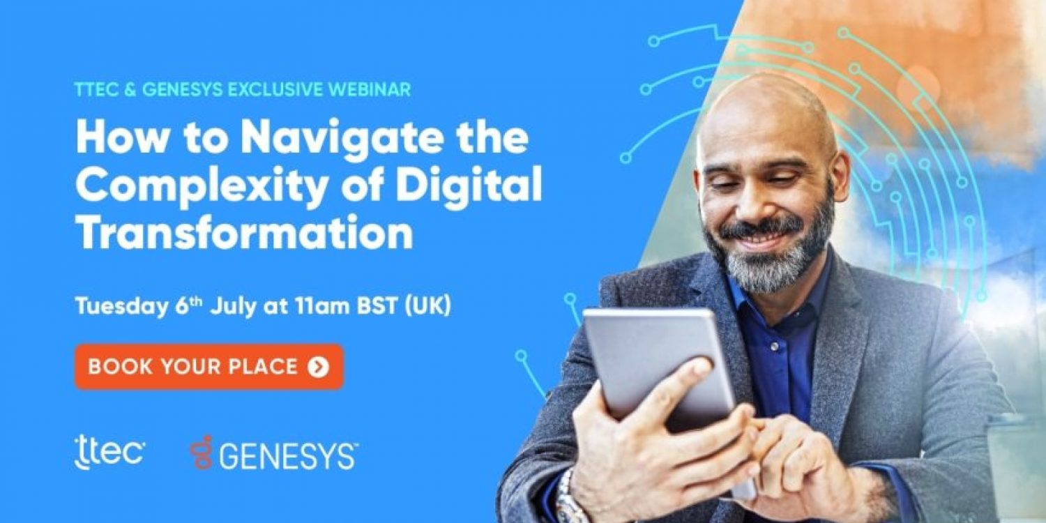 How to Navigate the Complexity of Digital Transformation