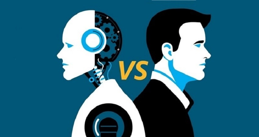 Humans vs Robots: Who is the Winner in the Contact Centre?