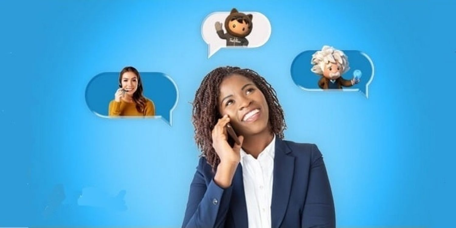 Talkdesk for Service Cloud Voice Available on AppExchange