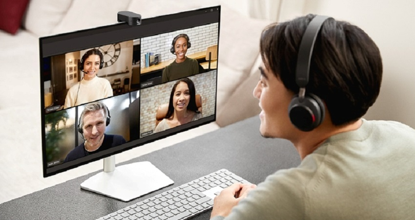 Jabra PanaCast 20 AI-Enabled Personal Video Conferencing