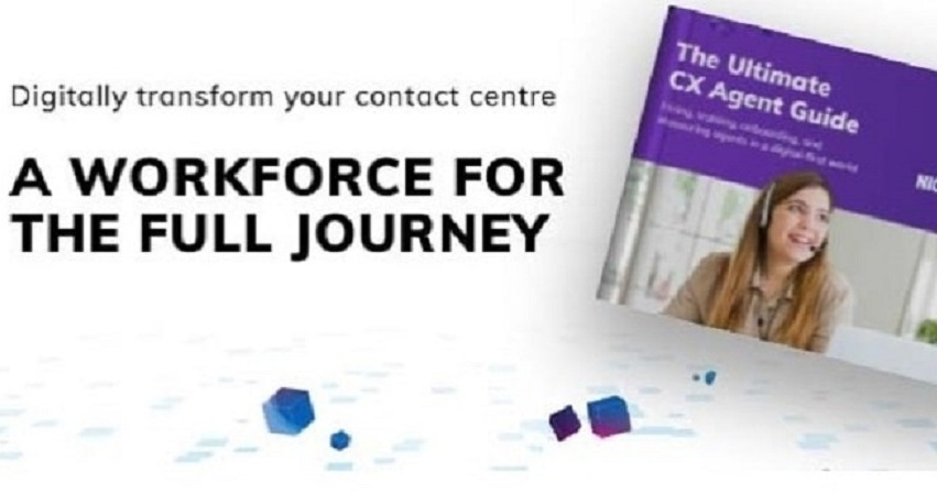 Digitally Transform your Contact Centre – CX Guide from NICE